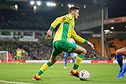 Norwich City midfielder Ben Marshall (7) during the The FA Cup 3rd round match between Norwich City and Portsmouth at Carrow Road, Norwich, England on 5 January 2019.