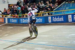 Jody Cundy, GBR, 1 km TT, 2015 UCI Para-Cycling Track World Championships, Apeldoorn, Netherlands
