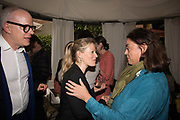 HANS ULRICH OBRIST; JEMMA REED; MAJA HOFFMAN, BLOOMBERG LUNCH, METROPOLE HOTEL, . Venice Biennale, 10 May 2017