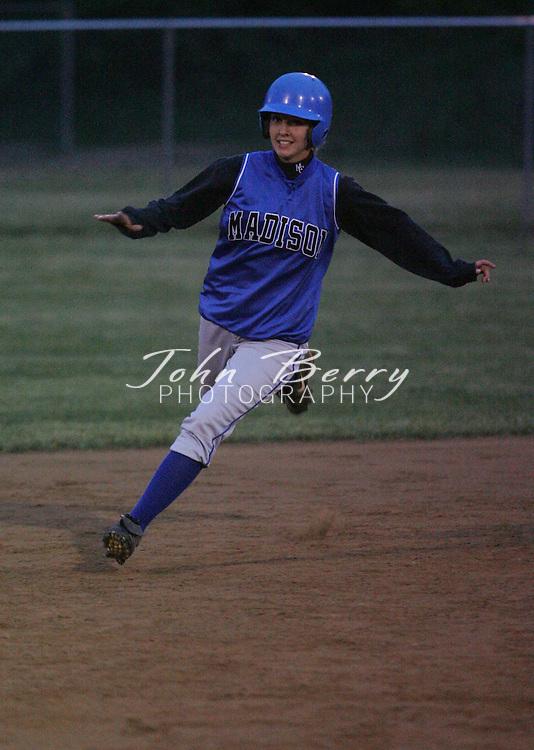 MCHS (15) Varsity Softball vs George Mason (0), on Friday.May 13, 2005