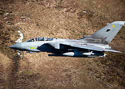 "© London News Pictures FILE PICTURE dated 1/3/10. The Tornado GR4. 18/03/11. UK forces are preparing to help enforce a no-fly zone over Libya after the UN backed ""all necessary measures"", short of an invasion, to protect civilians. Picture credit should read: Andrew Chittock/LNP"