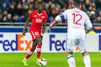 LYON - 23-02-2017, Olympique Lyon - AZ, Parc Olympique Lyonnais Stadion,