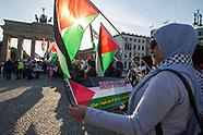 Pro Palestine Protest, Berlin 14.05.18