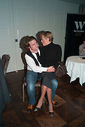 FELIX VOSSEN; SOPHIA RAAFAT, The after-party after the premiere of Duncan WardÕs  film ÔBoogie WoogieÕ ( based on the book by Danny Moynihan). Westbury Hotel. Conduit St. London.  13 April 2010