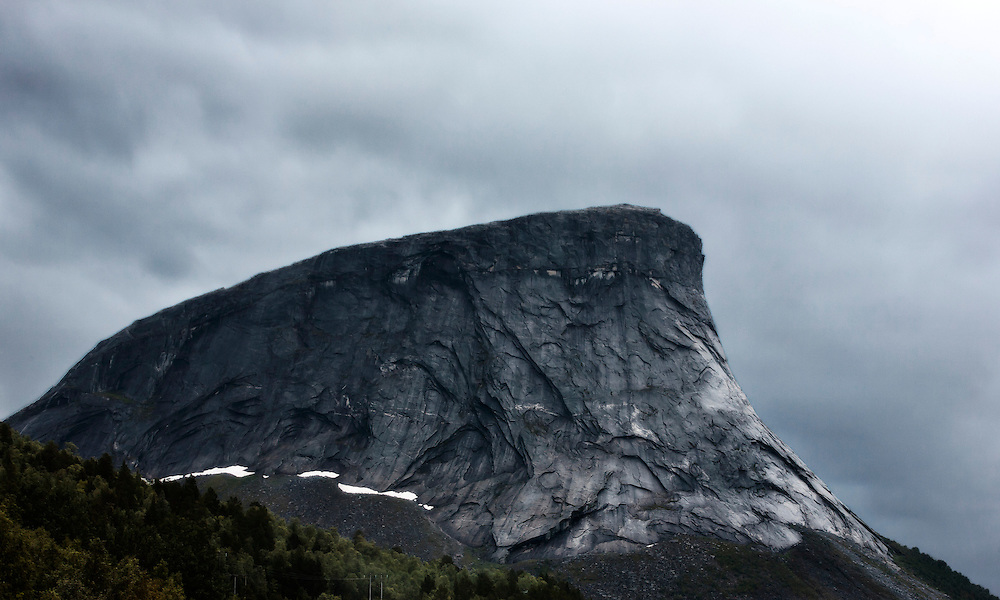 Kråkmotinden, Hamarøy, Norway