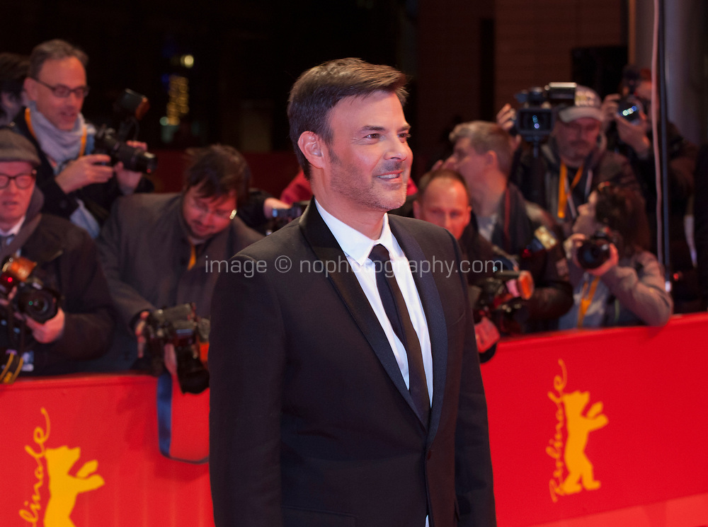 Director Francois Ozon at the Award Ceremony red carpet at the 69th Berlinale International Film Festival, on Saturday 16th February 2019, Berlinale Palast, Berlin, Germany.
