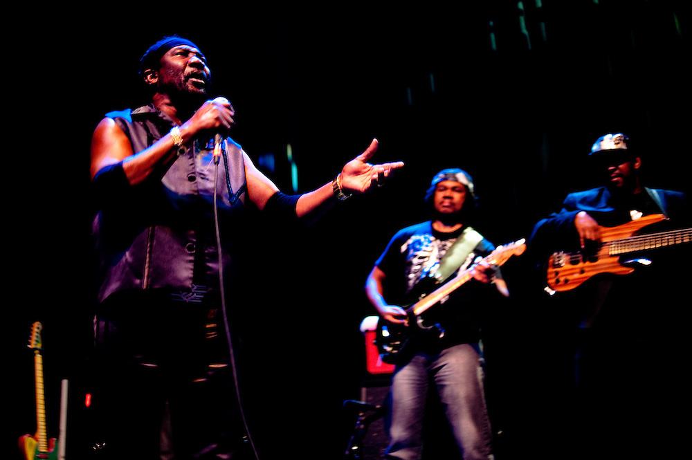 Toots & the Maytals, 9:30 Club, Washington, DC, 7/22/09