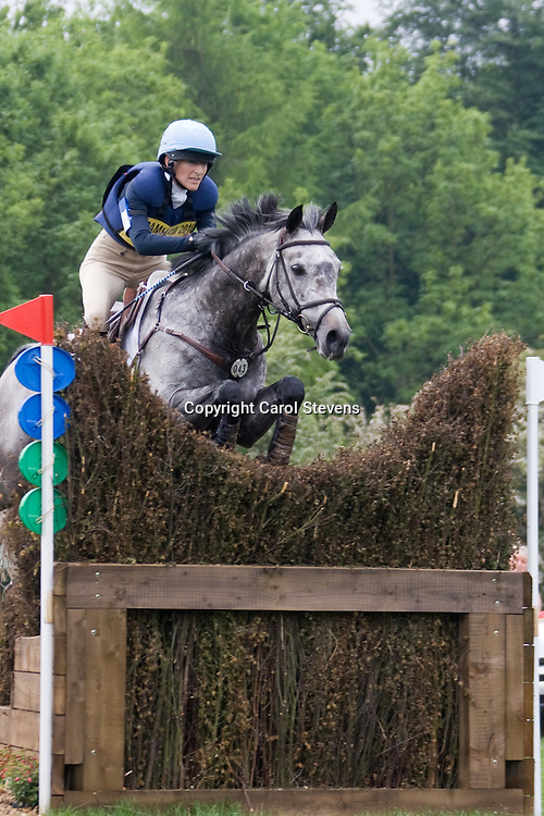 Fiona Hobby and Roma M L at Bramham Horse Trials 2010 CCI***