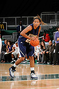 December 18, 2010: Jazzmin Lewis of the  California Riverside Highlanders in action during the NCAA basketball game between the Miami Hurricanes and the Highlanders. The 'Canes defeated the Highlanders 81-59.