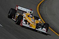 Bertrand Bagutte, Iowa Corn Indy 250, Iowa Speedway, Newton, IA  USA,  6/20/2010