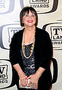 Cindy Williams attends the 10th Anniversary TV Land Awards at the Lexington Avenue Armory in New York City, New York on April 14, 2012.