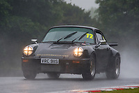 #72 SADLER / HENDERSON Porsche 911 RS  during CSCC Cartek Motorsport Modern Classics with Cartek Motorsport Puma Cup as part of the CSCC Oulton Park Cheshire Challenge Race Meeting at Oulton Park, Little Budworth, Cheshire, United Kingdom. June 02 2018. World Copyright Peter Taylor/PSP.