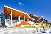 ICC Sydney Exhibition Centre main entrance