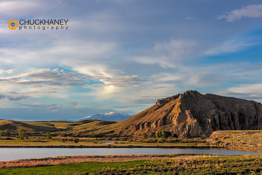 Beaverhead Rock State Park near Dillon, Montana, USA