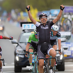 OUDENAARDE cycling: Fabian Cancellara wins his third ronde van Vlaanderen