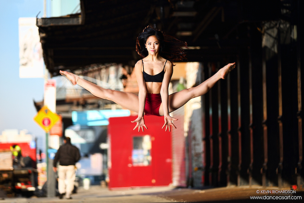 Dance As Art The New York Photography Project: Meatpacking District Series with Maddie Pineda