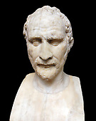 Greek, Busts, 1st Millennium BC