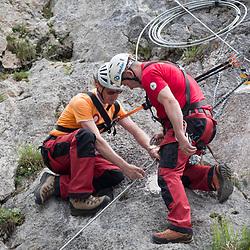 20180614: SLO, Climbing - PZS, varno v gore