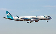 Air Dolomiti, Embraer 190