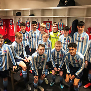 Caversham Trents Blues vs FC Bracknell U14's - EBFA Cup Final
