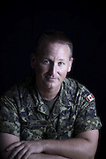 Headshots for Officers, Portraits of Canadian Army, Veteran Portraits