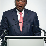 20160615 - Brussels , Belgium - 2016 June 15th - European Development Days - Opening Ceremony - Uhuru Kenyatta - President and Commander-in-chief of the Defence Forces, Republic of Kenya © European Union