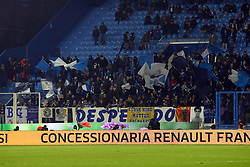 "Foto Filippo Rubin<br /> 01/12/2018 Ferrara (Italia)<br /> Sport Calcio<br /> Spal - Empoli - Campionato di calcio Serie A 2018/2019 - Stadio ""Paolo Mazza""<br /> Nella foto: I TIFOSI DELL'EMPOLI<br /> <br /> Photo Filippo Rubin<br /> December 01, 2018 Ferrara (Italy)<br /> Sport Soccer<br /> Spal vs Empoli - Italian Football Championship League A 2018/2019 - ""Paolo Mazza"" Stadium <br /> In the pic: EMPOLI SUPPORTERS"