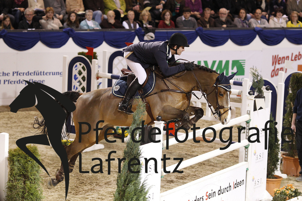 KNORREN Frederik, Aspen 11<br /> Münster K+K Cup - 2012<br /> (c) www.sportfotos-Lafrentz. de/Stefan Lafrentz