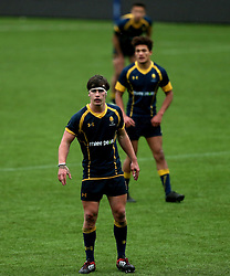 Charlie Jeavons-Fellows (The Scots College of Worcester Warriors U18 - Mandatory by-line: Robbie Stephenson/JMP - 29/01/2017 - RUGBY - Sixways Stadium - Worcester, England - Worcester Warriors U18 v Sale Sharks U18 - Premiership Rugby U18 Academy League