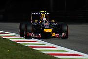 September 4-7, 2014 : Italian Formula One Grand Prix - Daniel Ricciardo (AUS), Red Bull-Renault