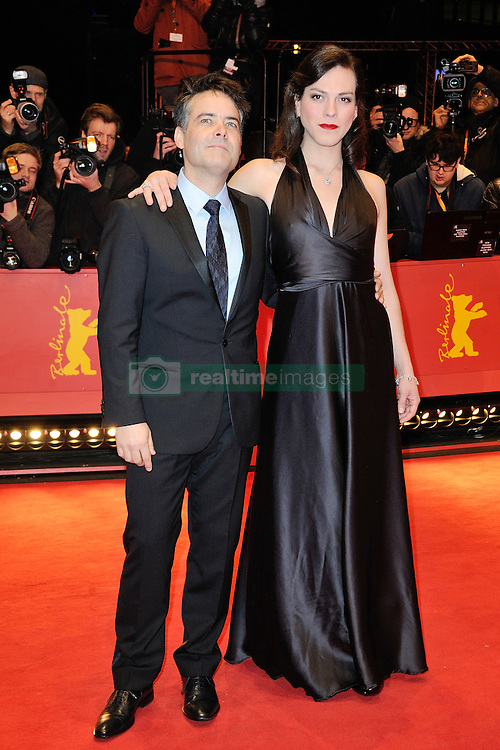 Sebastian Lelio and Daniela Vega attending the closing ceremony for the 67th Berlin International Film Festival (Berlinale) in Berlin, Germany on Februay 18, 2017. Photo by Aurore Marechal/ABACAPRESS.COM