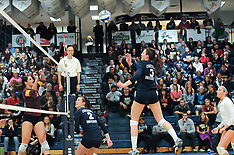 CU Volleyball vs Minnesota Duluth 11.6.2012