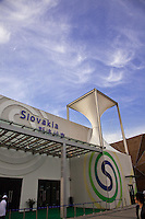 shanghai world expo 2010 - slovakia pavilion