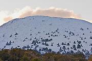 Cerro Abanto y the Sierra de las Nieves Biosphere Reserve, Malaga province, Andalusia, Spain.