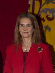 Red Cross Day. Day of the flag. Princess of Asturias, Letizia. Queen Sofia, Madrid, Spain, October 10, 2012. Photo by Belen D. Alonso / DyD Fotografos / i-Images...SPAIN OUT.UK ONLY