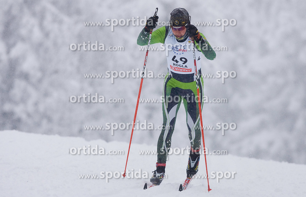 Esther Bottomley of Australia at Ladies 1.4 km Free Sprint Competition of Viessmann Cross Country FIS World Cup Rogla 2009, on December 19, 2009, in Rogla, Slovenia. (Photo by Vid Ponikvar / Sportida)