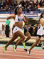 New Balance High School National Indoor Track & Field Championships: girls 60, Kiara Parker, MD