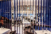 Royal Caribbean, Harmony of the Seas, view of the main a la carte restaurant on three floors