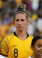 International Women's Friendly Matchs 2019 / <br /> Cup of Nations Tournament 2019 - <br /> Australia v New Zealand 2-0 ( Leichhardt Oval Stadium - Sidney,Australia ) - <br /> Elise Kellond-Knight of Australia