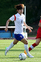 Fifa Womans World Cup Canada 2015 - Preview //<br /> Cyprus Cup 2015 Tournament ( Gsz Stadium Larnaca  - Cyprus ) - <br /> Canada vs South Korea 1-0  //  LIM Seonjoo of South Korea