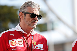 September 16, 2016 - Singapur, Singapur - Motorsports: FIA Formula One World Championship 2016, Grand Prix of Singapore, .Maurizio Arrivabene  (Credit Image: © Hoch Zwei via ZUMA Wire)