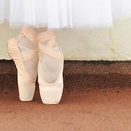MR. Model relased photo. Ballet Shoes.