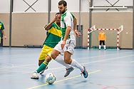 Zaalvoetbal Gouda Eerste Divisie 2014-2015 Watergras - ZVV Den Haag:
