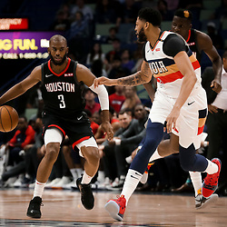 03-24-2019 Houston Rockets at New Orleans Pelicans