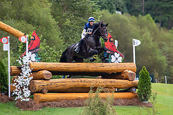 FRESKGARD Anna (SWE), Box Qutie<br /> Tryon - FEI World Equestrian Games™ 2018<br /> Vielseitigkeit Teilprüfung Gelände/Cross-Country Team- und Einzelwertung<br /> 15. September 2018<br /> © www.sportfotos-lafrentz.de/Sharon Vandeput