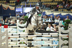 Kukuk Christian, (GER), Carilot<br /> Champion von München<br />  Jumping München 2015<br /> © Hippo Foto - Stefan Lafrentz