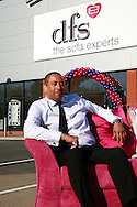 Store Manager of DFS Kettering, Rupert Henry