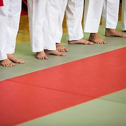 20160913: SLO, Karate - Training of Slovenian and Croatian karate team before World Championship