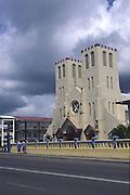 Muluvai catholic church, Apia, Samoa<br />