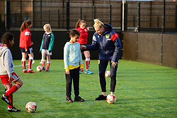 Bristol City Community trust at Knowle Park primary school  - Mandatory by-line: Dougie Allward/JMP - 20/03/2018 - MULTI SPORT - Knowle Park Primary School - Bristol, England - Knowle Park